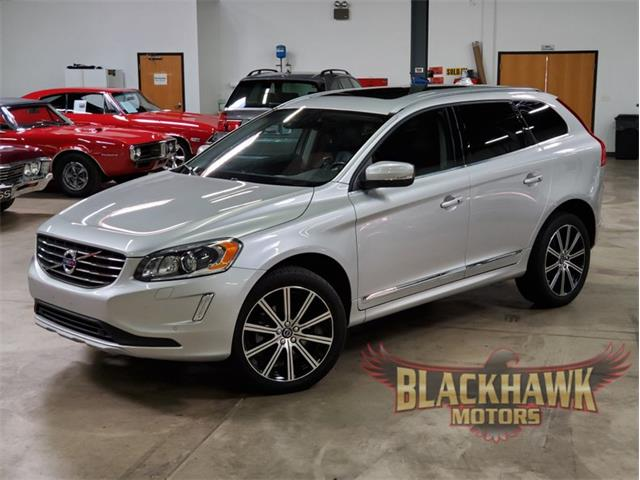 2017 Volvo XC60 (CC-1468948) for sale in Gurnee, Illinois