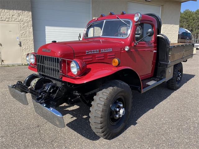 1957 Dodge Power Wagon (CC-1468950) for sale in Ham Lake, Minnesota