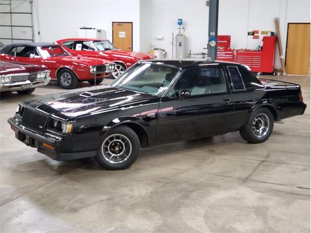 1987 Buick Regal (CC-1468955) for sale in Gurnee, Illinois