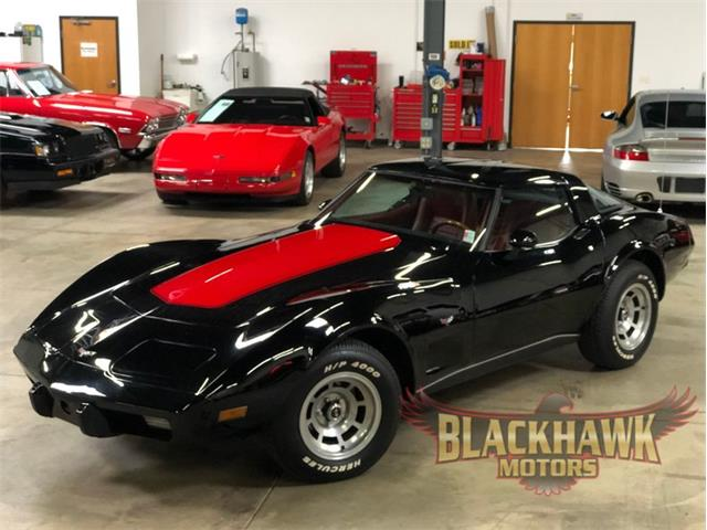1979 Chevrolet Corvette (CC-1468958) for sale in Gurnee, Illinois