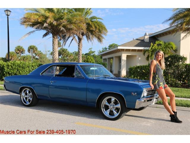 1967 Chevrolet Chevelle Malibu (CC-1468962) for sale in Fort Myers, Florida