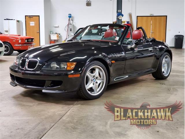 1998 BMW M Roadster (CC-1468963) for sale in Gurnee, Illinois