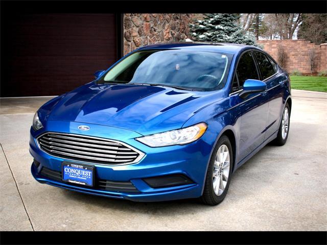 2017 Ford Fusion (CC-1468968) for sale in Greeley, Colorado