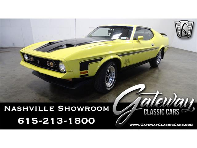 1972 Ford Mustang (CC-1468975) for sale in O'Fallon, Illinois