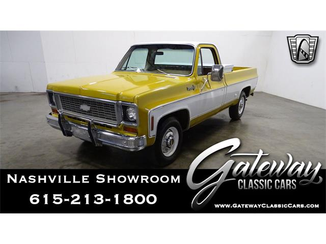 1974 Chevrolet C20 (CC-1468981) for sale in O'Fallon, Illinois