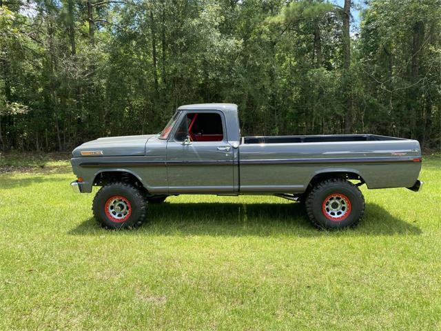 1971 Ford F100 (CC-1468982) for sale in Franklinton, Louisiana