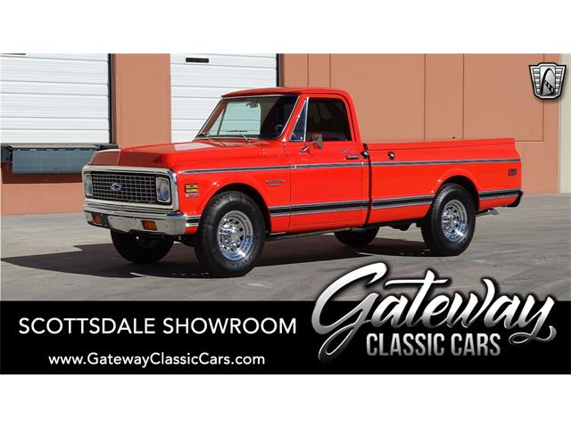 1972 Chevrolet C20 (CC-1468994) for sale in O'Fallon, Illinois