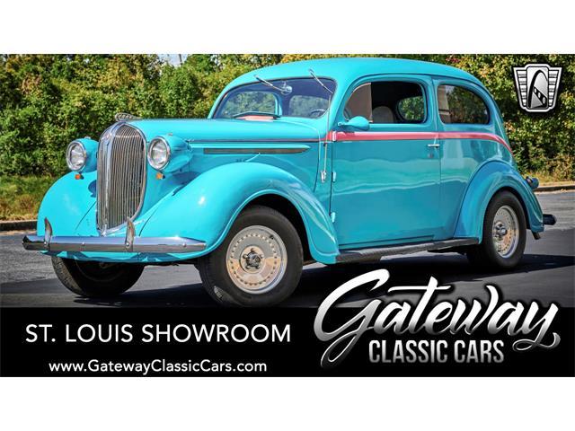 1938 Plymouth Sedan (CC-1469000) for sale in O'Fallon, Illinois
