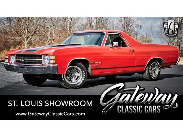 1971 Chevrolet El Camino (CC-1469002) for sale in O'Fallon, Illinois