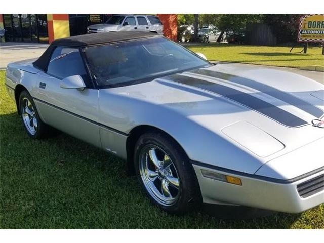 1986 Chevrolet Corvette (CC-1469007) for sale in Slidell, Louisiana