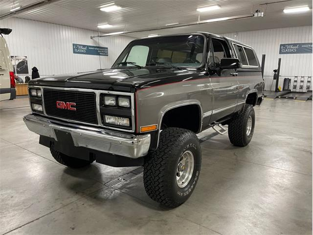 1991 GMC Jimmy (CC-1460901) for sale in Holland , Michigan