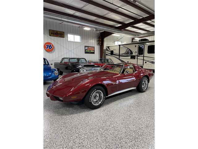 1977 Chevrolet Corvette Stingray (CC-1469010) for sale in Hamilton, Ohio