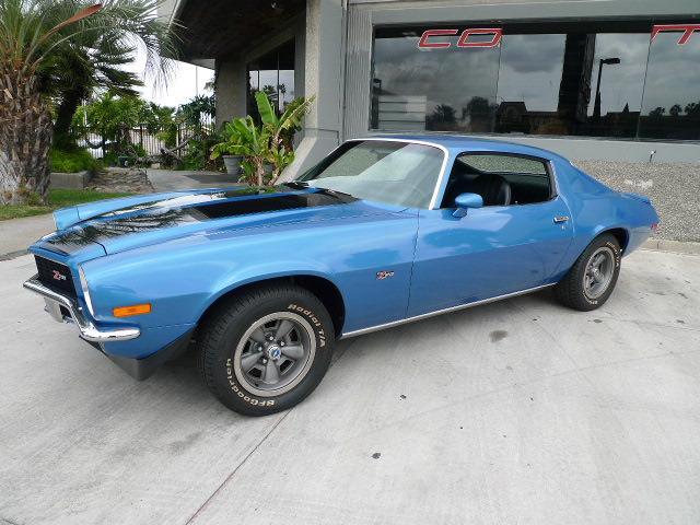 1971 Chevrolet Camaro Z28 (CC-1469014) for sale in Anaheim, California