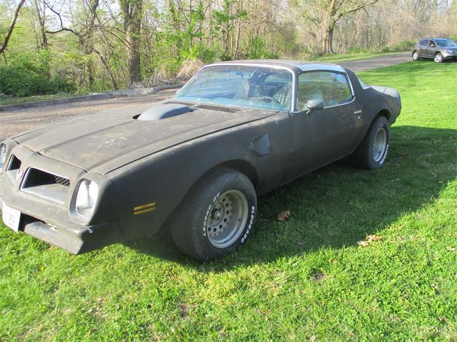 1976 Pontiac Firebird Trans Am (CC-1469028) for sale in Quincy, Illinois
