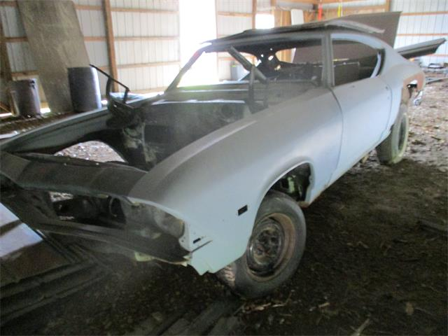 1968 Chevrolet Chevelle SS (CC-1469029) for sale in Quincy, Illinois