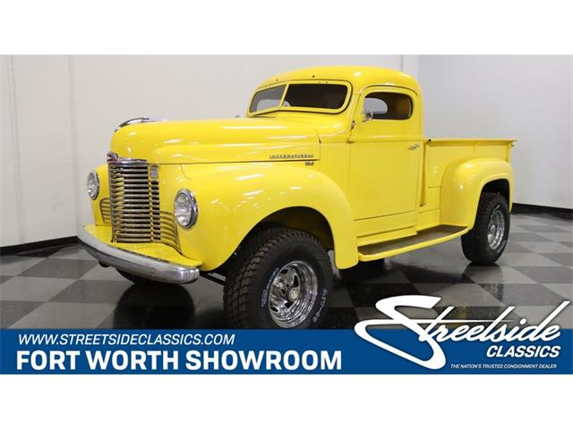 1948 International KB1 (CC-1469036) for sale in Ft Worth, Texas