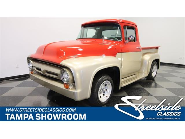 1956 Ford F100 (CC-1469045) for sale in Lutz, Florida