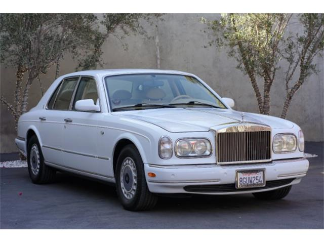2000 Rolls-Royce Silver Seraph (CC-1469046) for sale in Beverly Hills, California