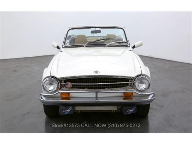 1971 Triumph TR6 (CC-1469053) for sale in Beverly Hills, California