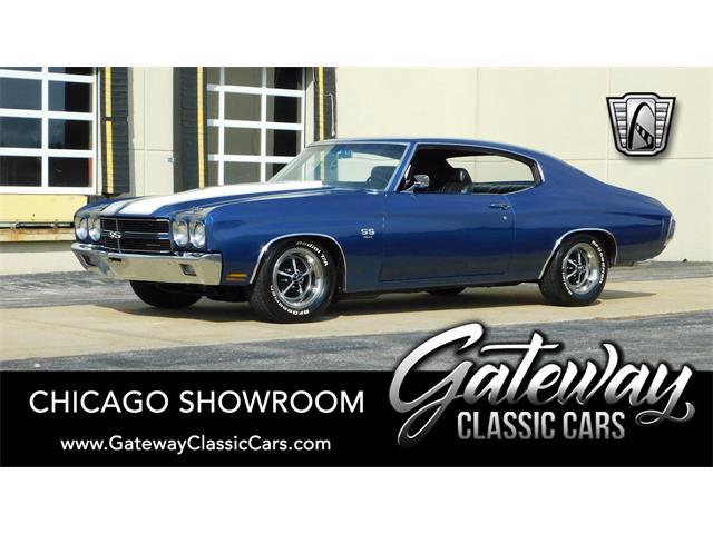 1970 Chevrolet Chevelle (CC-1469054) for sale in O'Fallon, Illinois