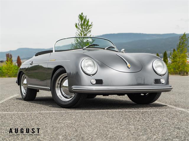 1956 Porsche 356 (CC-1469060) for sale in Kelowna, British Columbia