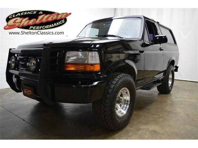 1995 Ford Bronco (CC-1469070) for sale in Mooresville, North Carolina