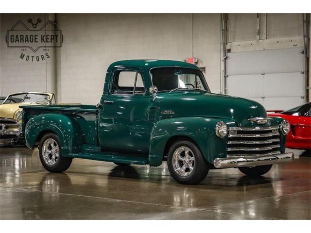 1954 Chevrolet 3100 (CC-1469074) for sale in Grand Rapids, Michigan