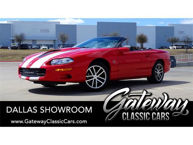 2002 Chevrolet Camaro (CC-1469075) for sale in O'Fallon, Illinois