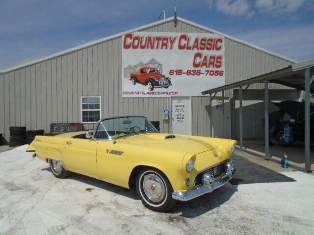 1955 Ford Thunderbird (CC-1469081) for sale in Staunton, Illinois