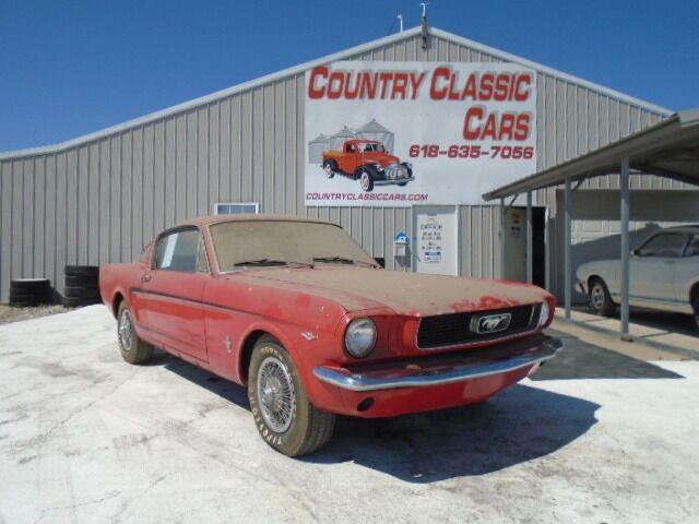 1965 Ford Mustang (CC-1469082) for sale in Staunton, Illinois