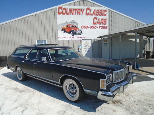 1978 Mercury Grand Marquis (CC-1469083) for sale in Staunton, Illinois