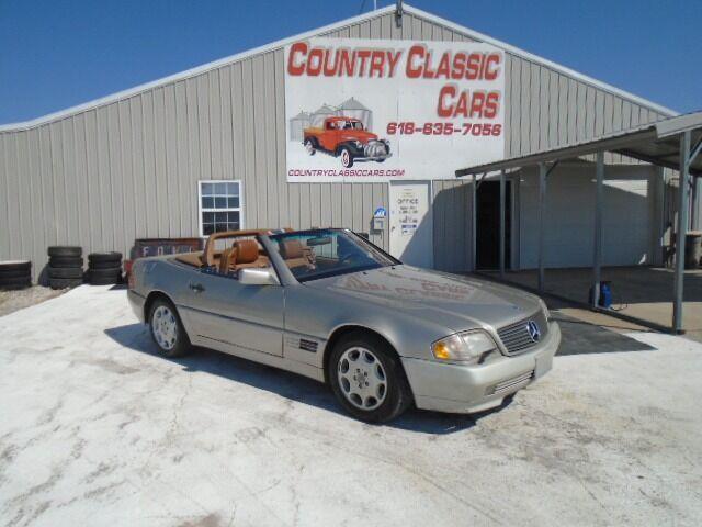 1995 Mercedes-Benz SL-Class (CC-1469085) for sale in Staunton, Illinois