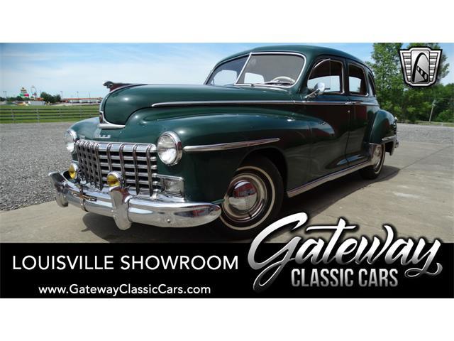 1948 Dodge Custom (CC-1469096) for sale in O'Fallon, Illinois
