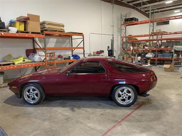 1980 Porsche 928 (CC-1469105) for sale in Cadillac, Michigan