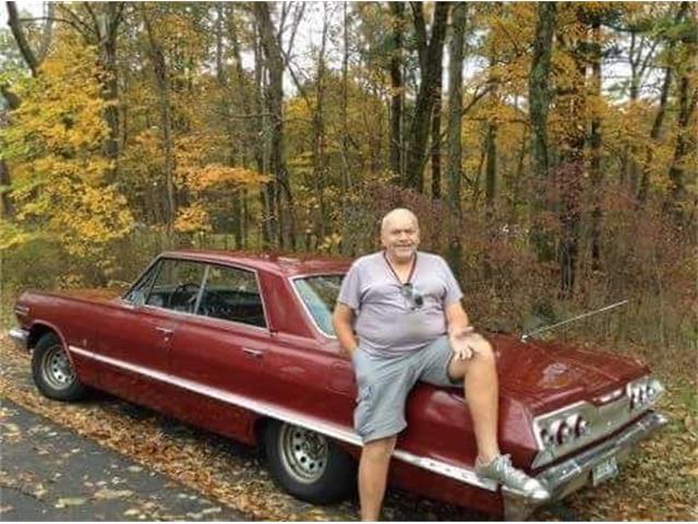 1963 Chevrolet Impala (CC-1469113) for sale in Cadillac, Michigan