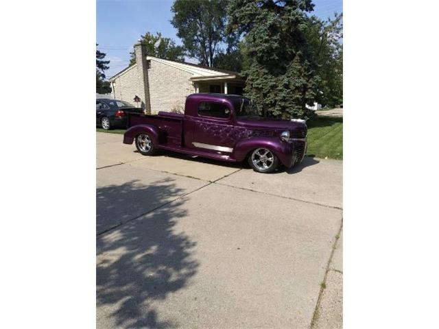 1947 Dodge Street Rod (CC-1469116) for sale in Cadillac, Michigan