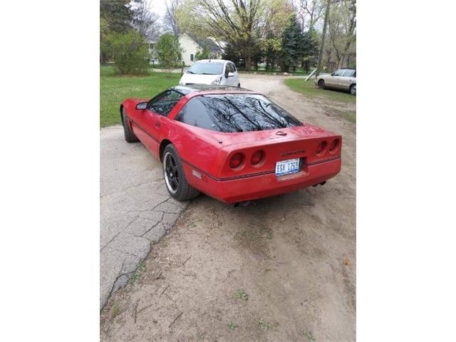 1985 Chevrolet Corvette (CC-1469118) for sale in Cadillac, Michigan