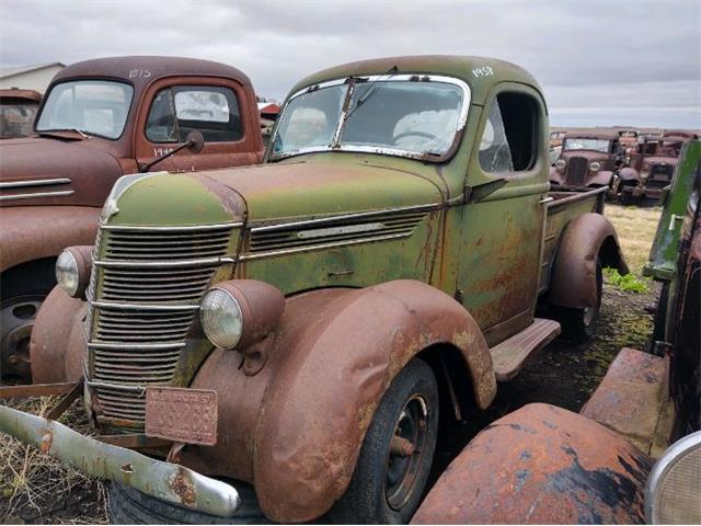 1939 International Pickup (CC-1469124) for sale in Cadillac, Michigan