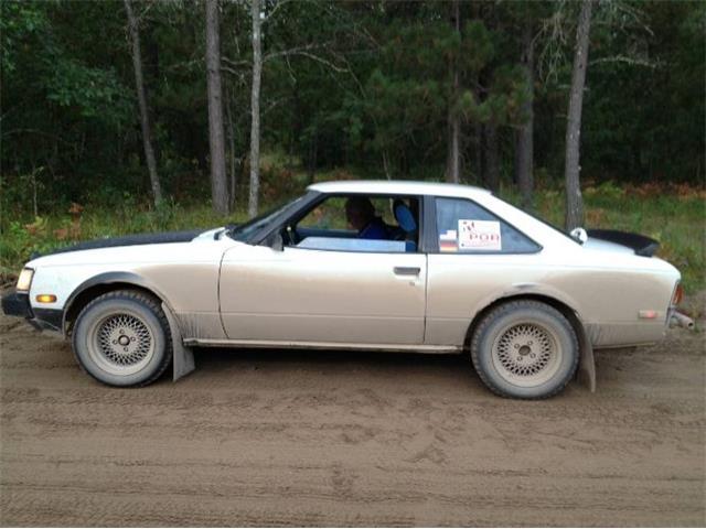 1980 Toyota Celica (CC-1469125) for sale in Cadillac, Michigan