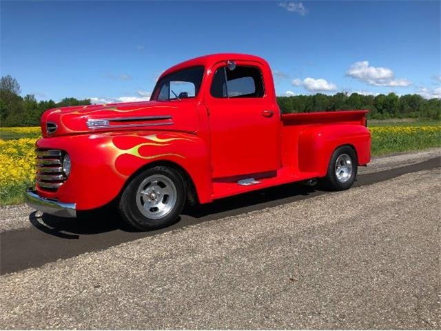 1948 Ford F1 (CC-1469126) for sale in Cadillac, Michigan