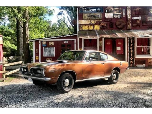1969 Plymouth Barracuda (CC-1469131) for sale in Cadillac, Michigan