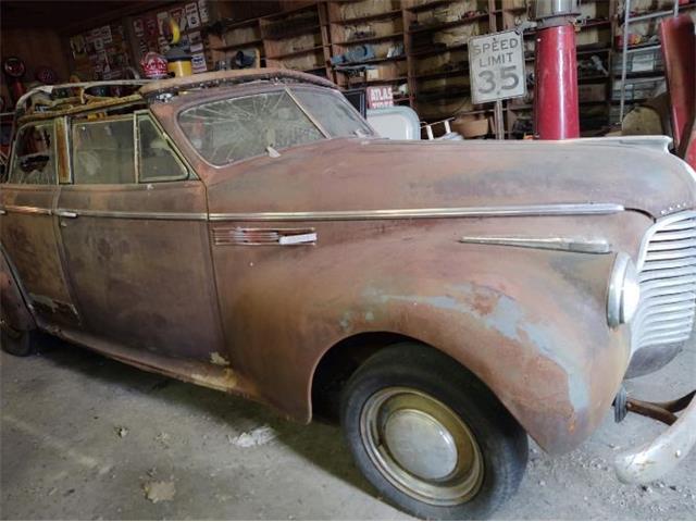 1940 Buick Super (CC-1469136) for sale in Cadillac, Michigan