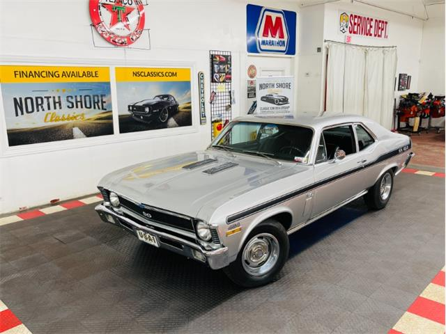 1970 Chevrolet Nova (CC-1469143) for sale in Mundelein, Illinois