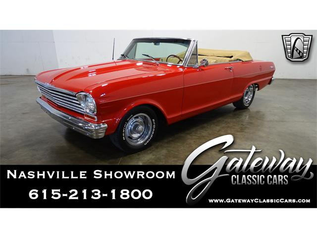 1963 Chevrolet Nova (CC-1469149) for sale in O'Fallon, Illinois