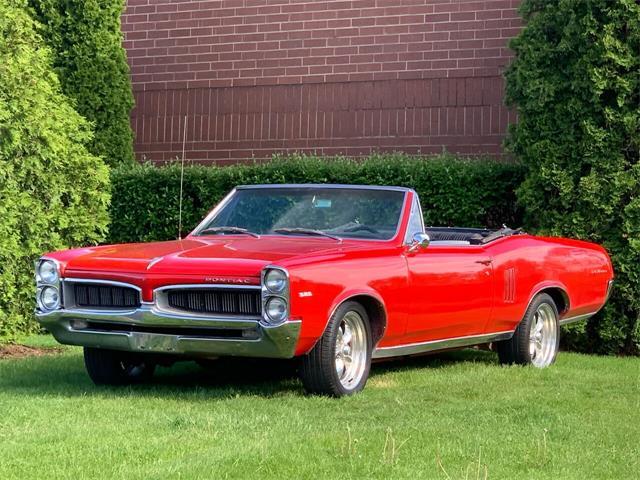 1967 Pontiac LeMans (CC-1469150) for sale in Geneva, Illinois