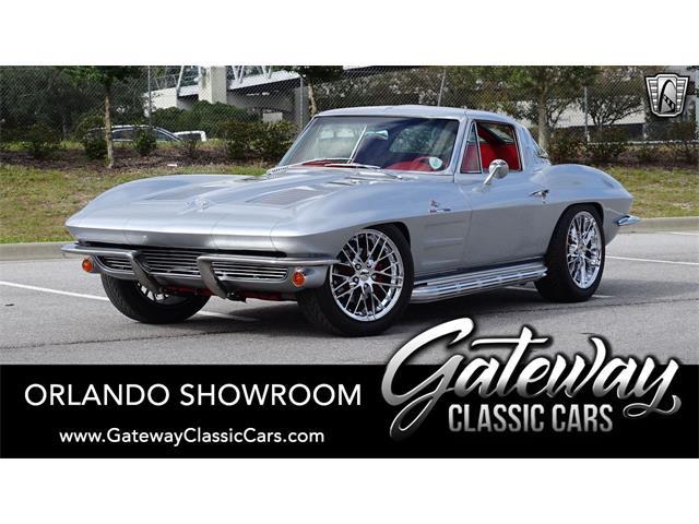 1963 Chevrolet Corvette (CC-1469152) for sale in O'Fallon, Illinois