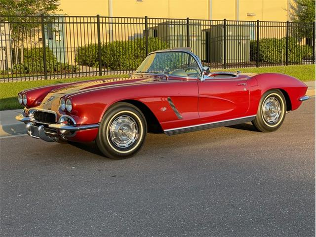 1962 Chevrolet Corvette (CC-1469158) for sale in Clearwater, Florida