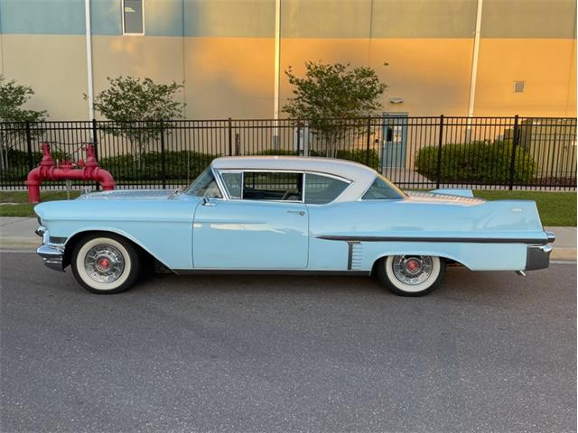 1957 Cadillac Series 62 (CC-1469160) for sale in Clearwater, Florida