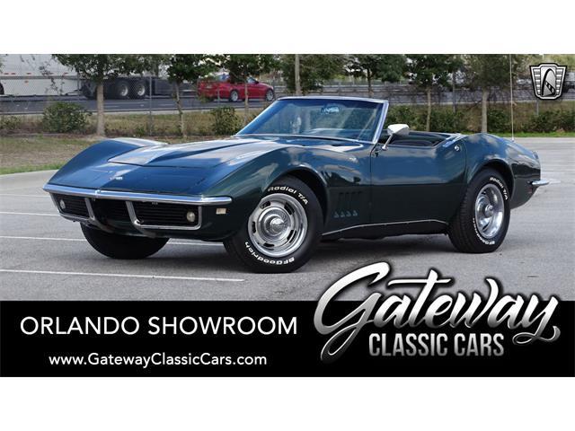 1968 Chevrolet Corvette (CC-1469167) for sale in O'Fallon, Illinois