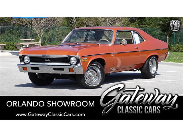 1971 Chevrolet Nova (CC-1469170) for sale in O'Fallon, Illinois